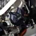 Protection de carter d'alternateur GB Racing pour BMW HP4 / S1000R / S1000RR / S1000XR
