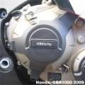Protection de Carter Embrayage GB RACING pour HONDA CBR1000 RA / RR / SP  2008>2016