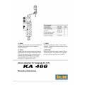 AMORTISSEUR ARRIÈRE OHLINS TTX-GP ZX10R 2011-2015 (KA466)