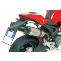 Silencieux Arrow Street Thunder ducati monster 696 / 796