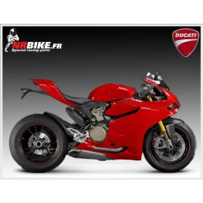 Reprogrammation ECU Ducati PANIGALE 1199 S / R